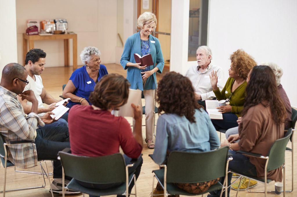 Espoonlahti on aktiivinen seurakunta